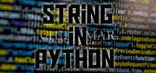 Top Python Program of String for beginner