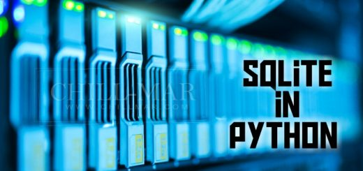 Mind Blowing menu driven program using sqlite in python for